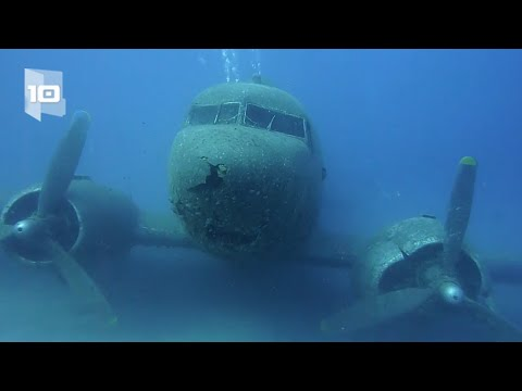 10 Most Amazing Sunken Airplanes in the World