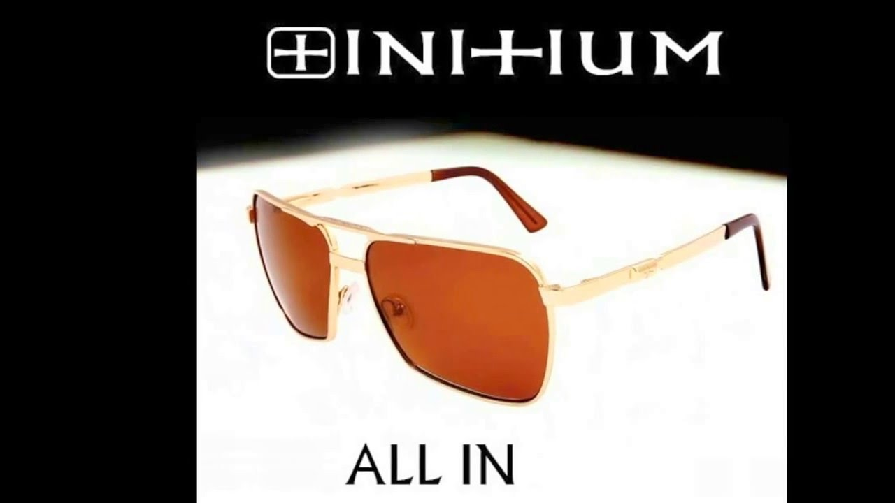 a3d96214a3 Initium all in sunglasses - YouTube