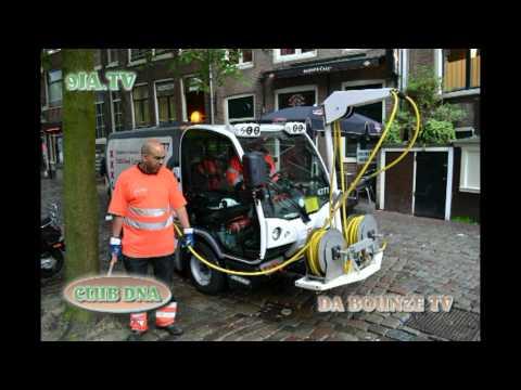 WACONZY LIVE IN AMSTERDAM