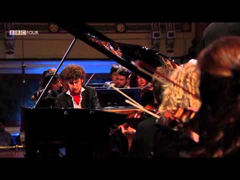 Leeds finalist Federico Colli plays Beethoven's Piano Concerto No 5