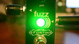 Behold.... the Fortin Fuzz)))