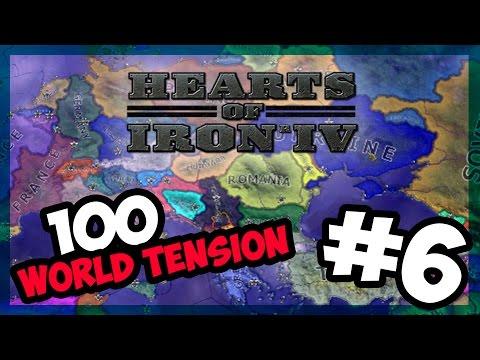 EGYPT'S COMEBACK | Hearts of Iron IV - 100 World Tension - Modern Day - E.6
