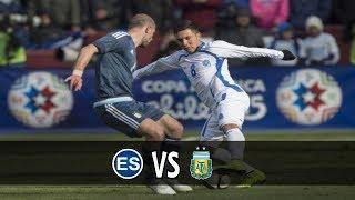 El Salvador vs Argentina FULL GAME: 3.28.2015: Amistoso/Friendly