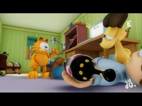 Garfield et cie saison 2 episode 35 mauvais g nie youtube - Garfield et cie youtube ...