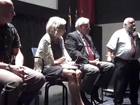 Justice For All World Premiere post-film conversation at Red River Theatres