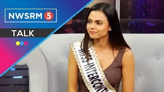 First Pinay Miss Intercontinental Karen Gallman, sure win na raw talaga?