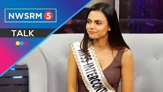 #Nwsrm5Talk | Miss Intercontinental 2018 Karen Gallman