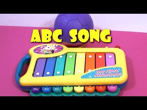 XYLOPHONE for Kids song ABC Learn song for toddlers