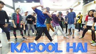Kabool Hai Muhfaad | Kartik Raja Choreography | Dance (class)