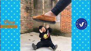 Смешные Видео 2017 ● Люди, Делающие Глупые Вещи P53