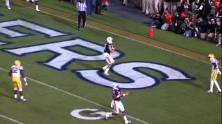 2014 Auburn vs. LSU Highlights