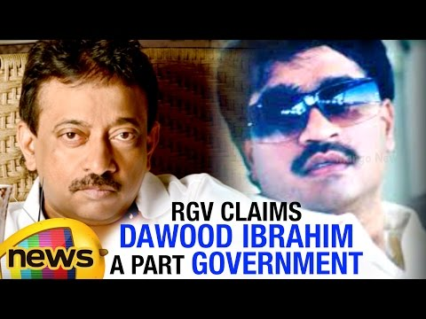RGV Claims Dawood Ibrahim Will Be A Part Of Movie Government | Mango News