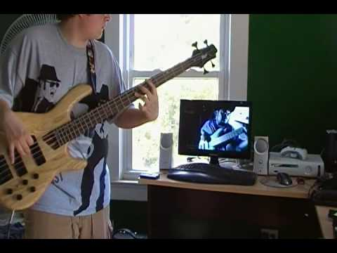Dev Parade - �hikoi!!!」 - Bass Cover (Rough)