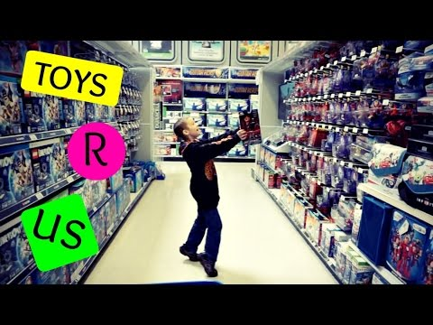 Being goofy in toys r us daily 584 - Maisonnette toys r us ...