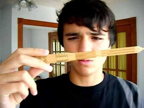 The Kumbing - Filipino Bambo Jews (Jaw) Harp