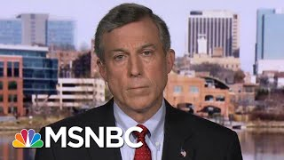 DE Gov.: Getting People Back To Work Would Send 'Wrong Message' | Hallie Jackson | MSNBC