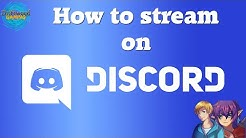 How to Livestream on Discord - 5 Things You Should Know