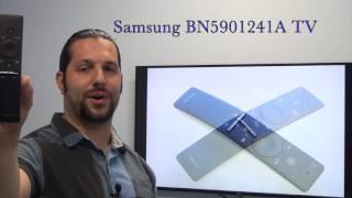SAMSUNG BN5901241A TV Remote Control - www.ReplacementRemotes.com