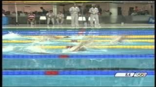 Cristie Bodden, 100 metros espalda Femenino Beijing 2002