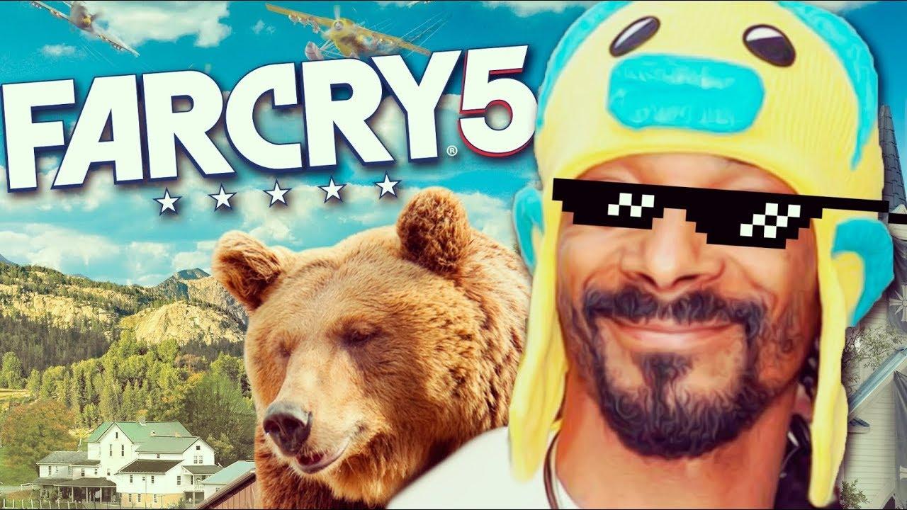 los-cazadores-de-memes-far-cry-5-momentos-divertidos