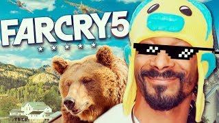 LOS CAZADORES DE MEMES | Far Cry 5 (Momentos Divertidos)