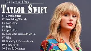 Taylor Swift Best Songs Playlist 2021 - Taylor Swift Greatest Hits Full Album 2021