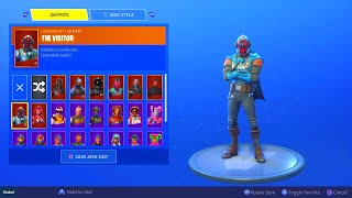 FORTNITE UNLOCKING BLOCKBUSTER SKIN REACTION! BLOCKBUSTER GAMEPLAY FORTNITE BATTLE ROYALE