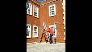 Combi All-In-One Extension Ladders, Step Ladder & Free Standing Ladder