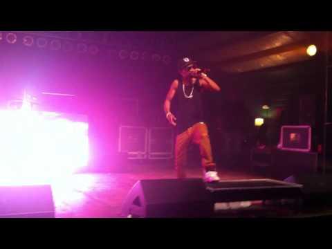 Wiz Khalifa ft. Big Sean - Gang Bang Live in Des Moines, IA
