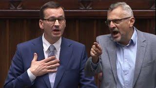 Premier Morawiecki | wniosek o wotum nieufności wobec Zbigniewa Ziobry