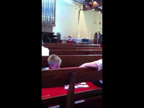 Carl Miles' Sermon 7 2011 Part 1