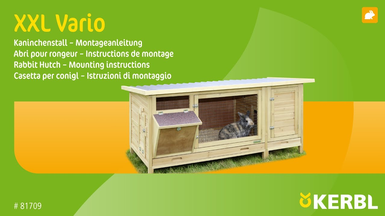 large rabbit p beds cages hutch x trixie ft extra