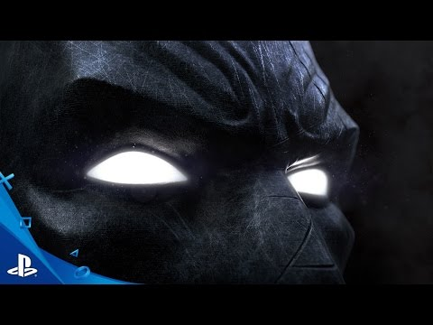 Batman: Arkham VR - E3 2016 Reveal Trailer   PS VR