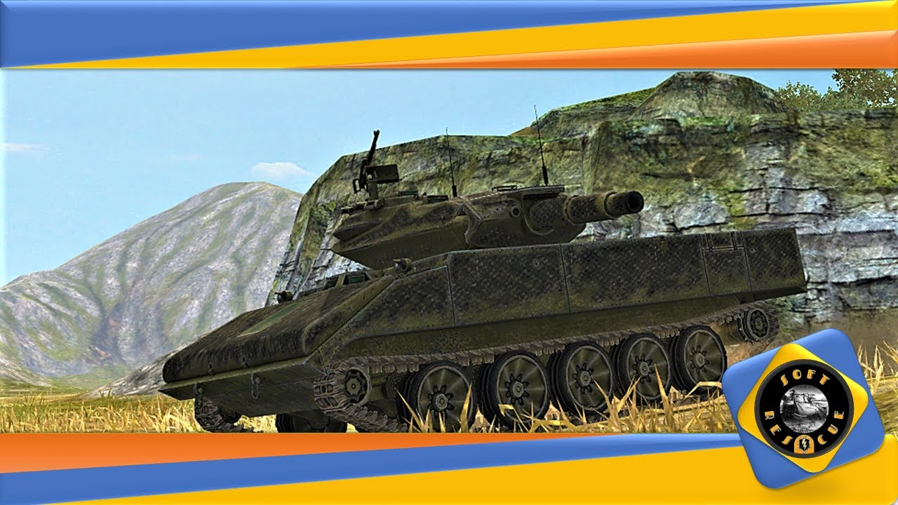 Sheridan ● World of Tanks Blitz
