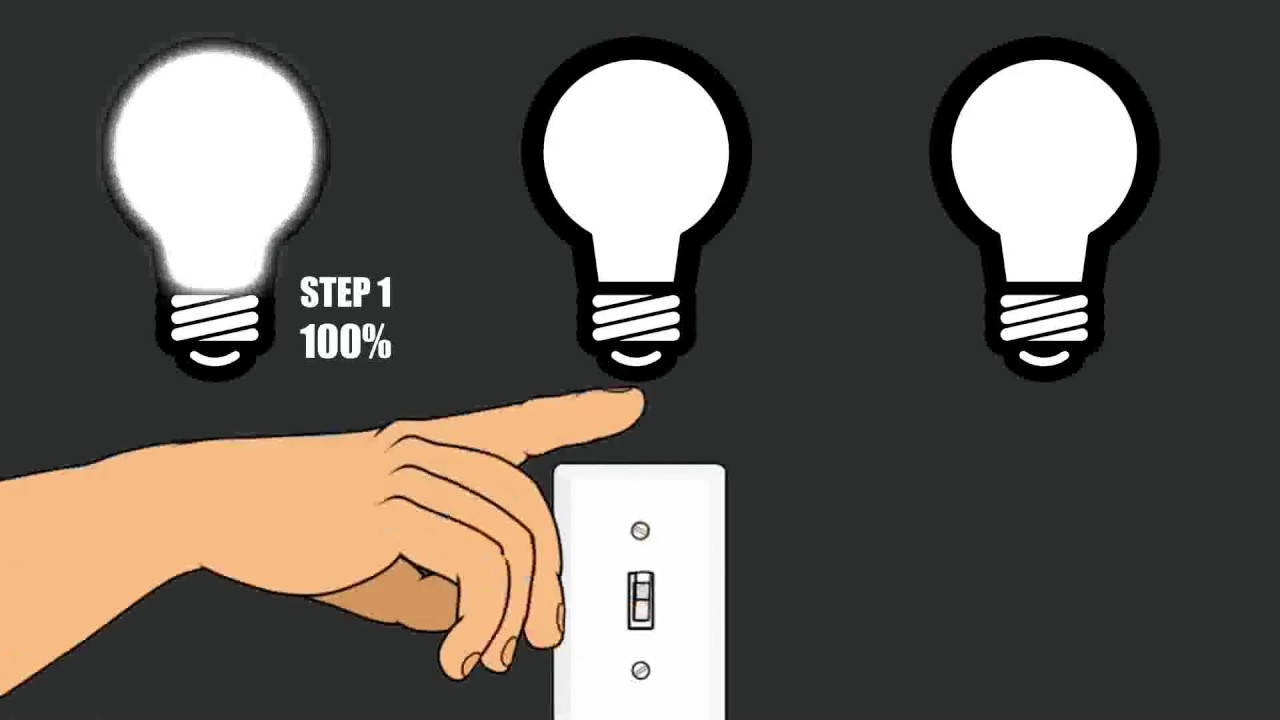 small resolution of v tac 3 step dimming bulb