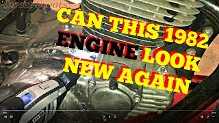 How To Polish A Motorcycle Engine