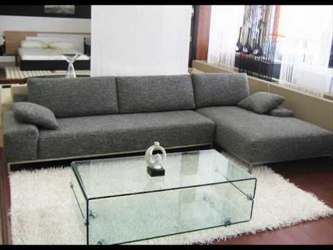 Custom Made Modern Contemporary Sofa Furniture Slim Jin Sectional Sofa Youtube - Couch Oder Sofa