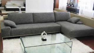 Custom made Modern contemporary Sofa furniture - Slim Jin Sectional sofa
