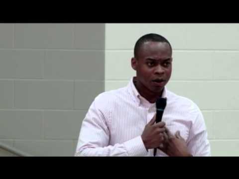 Houston Conference 2013 - Sun Night, Austin Ogbonna's Message