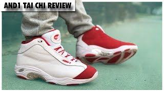 Review of the AND1 Tai Chi Retro