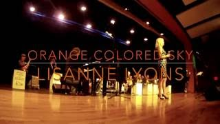 Gary Farr & His All Star Big Band featuring Lisanne Lyons -  Orange Colored Sky