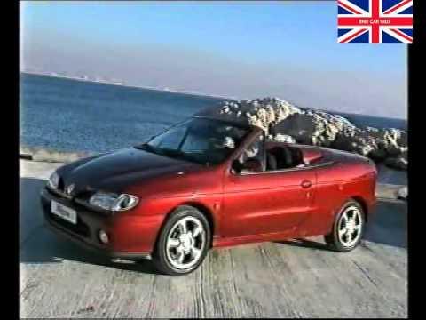 Renault UK - Megane Cabriolet (1997) - Sales Product Training