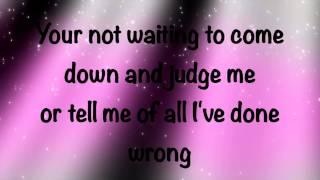 Heavenly Places - Amber Brooks (Lyric Video)