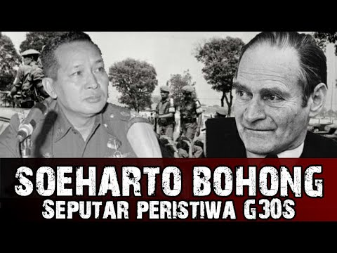 Kebohongan Keterangan Soeharto Seputar G30S Menurut Wertheim
