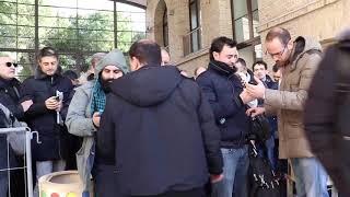 M5S, al via a Pescara la manifestazione dei pentastellati