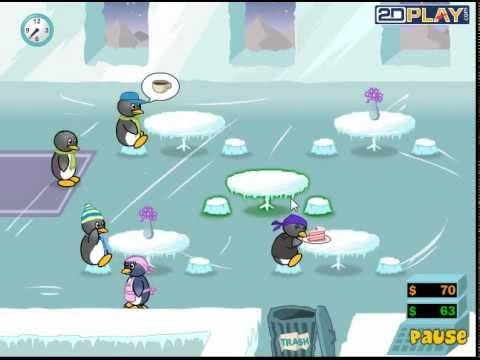 لعبة مطعم البطريق 2 الجزء الثاني Youtube