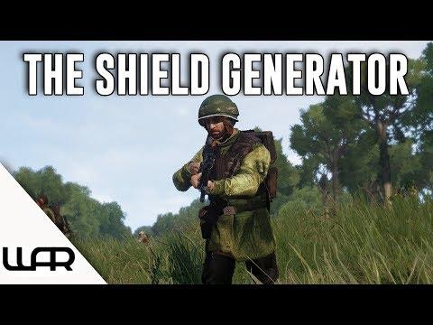 🌳 DESTROY THE SHIELD GENERATOR - SAVING THE REBELLION - STAR WARS ARMA 3 - Episode 4