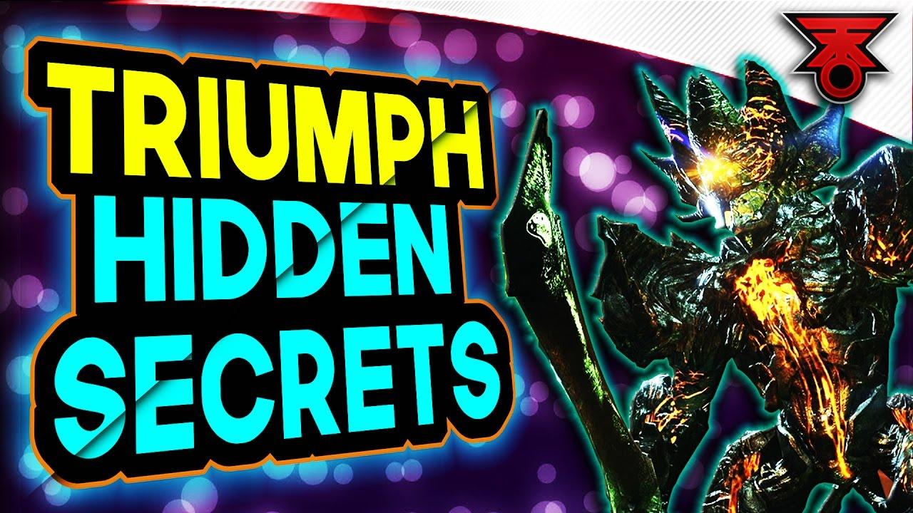destiny | secrets you missed in age of triumph! necrochasm quest
