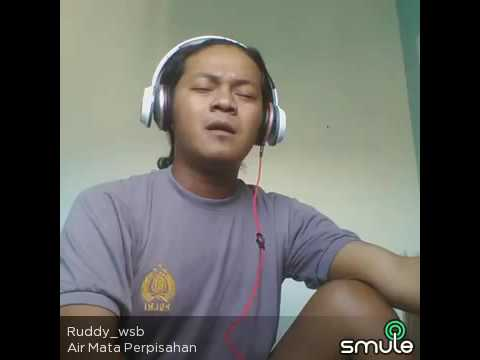 Air mata perpisahan voc.ruddy.m4a  by smule