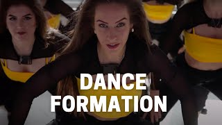 Street Dance Show Formation | Group dance choreography